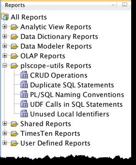 plscope-utils - Reports